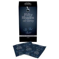 Fifty Shades of Grey - Prezerwatywy 12er