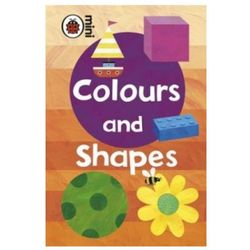 Early Learning: Colours and Shapes (opr. twarda)