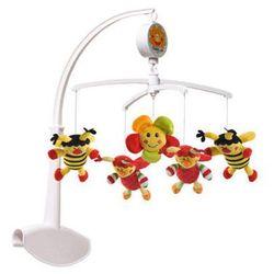 Babyono - Karuzela z pozytywką - Pszczółki i biedronki