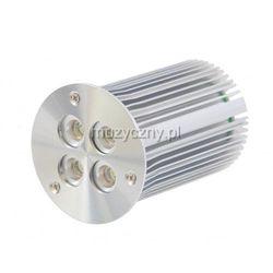 Spectrum LED MR16 L 230v 10W=50W 4LED DIM DRV 90st WW