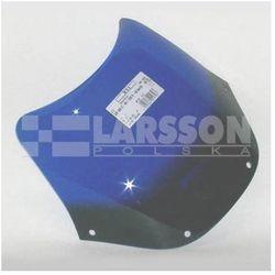Szyba spoiler czarna, 300x360mm, Suzuki 5539732 Suzuki GSF 1200, GSF 600