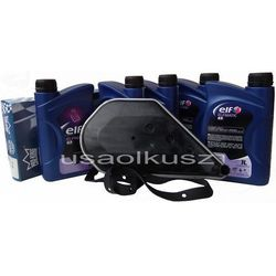 MINERALNY olej + filtr oleju skrzyni Chevrolet Lumina APV