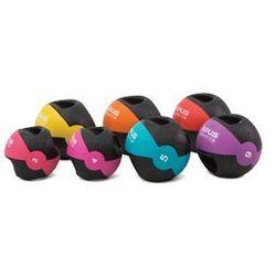 Piłka lekarska z uchwytem 6 kg - Apus Sport
