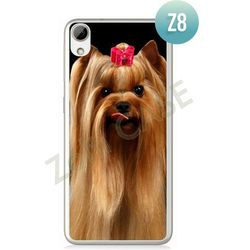 Obudowa Zolti Ultra Slim Case - HTC Desire 626 - Psy - Wzór Z8 - Z8