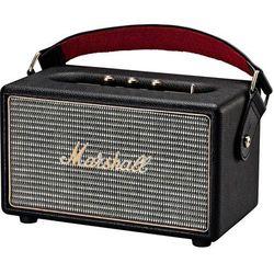 Marshall Kilburn czarny głośnik Bluetooth przenośny