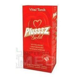 PLUSSSZ GOLD VITAL Tonik 900ml