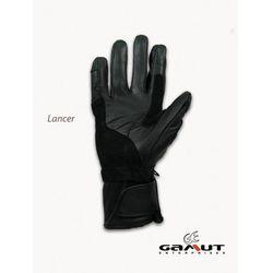 GAMUT Rękawiczki skórzane Lancer czarny