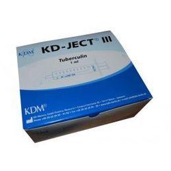 Strzykawki tuberkulinowe KD Medical 1ml a'100szt