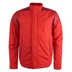 Kurtka Puma Ferrari Padded Jacket rosso corsa