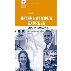 International Express Upper Intermediate 3rd Edition. Książka Nauczyciela + DVD (opr. miękka)
