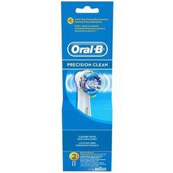ORAL-B 2szt EB20 Precision Clean Końcówki do szczoteczki elektrycznej