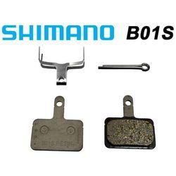 Y8FH98030 Okładziny (klocki) hamulcowe Shimano B01S żywiczne - bez opakowania