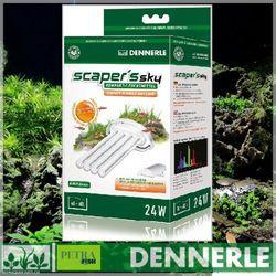 DENNERLE - Scaper's Sky 8000 K 24W - Zapasowa świetlówka do lampy Scaper`s Light 24 W