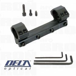Montaż 1-częściowy średnio-wysoki Delta Optical AG-25MH412 - do lunety max. 50mm