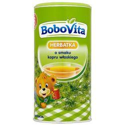 BOBOVITA 200g Herbatka z kopru włoskiego po 6 miesiącu życia