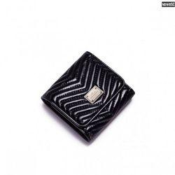 Mały portfel damski Czarny