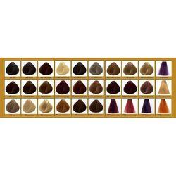 Herbatint trwała farba do włosów seria Miedziana 5R średni miedziany brąz