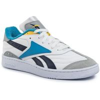 Buty Reebok Cl Leather Rc 1.0 DV8301 WhiteTrgry3Conavy