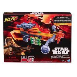 Nerf - Star Wars Przebudzenie Mocy Wyrzutnia Chewbacca Bowcaster B3172