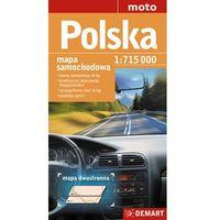 Polska 1:715 000 Mapa Samochodowa (opr. miękka)