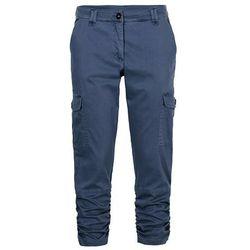 Spodnie bojówki 7/8 bonprix indygo