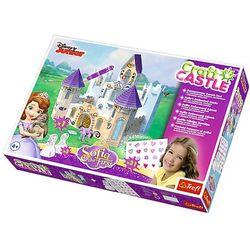 Trefl Disney Jej Wysokość Zosia. Zaczarowany zamek Zosi. Zestaw kreatywny - Trefl