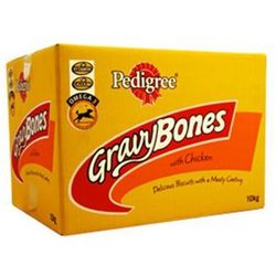 Pedigree Gravebones z kurczakiem 10kg