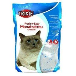 Trixie Fresh'n'Easy Granulat żwirek silikonowy dla kota 5L