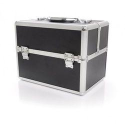 Kuferek Kosmetyczny S - Standardowy Black