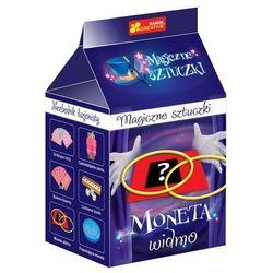 Magiczne sztuczki - Moneta widmo