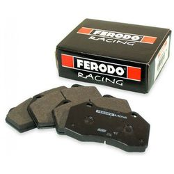 Klocki hamulcowe Ferodo DS2500 FORD Fiesta (1) 1.6 Przód
