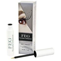 FEG - FEG Eyelash Enhancer - Odżywka do rzęs, wzmacniająca rzęsy - 3 ml