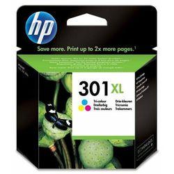 HP oryginalny ink CH564EE#301, No.301XL, color, 330s, blistr, HP HP Deskjet 1000, 1050, 2050, 3000, 3050