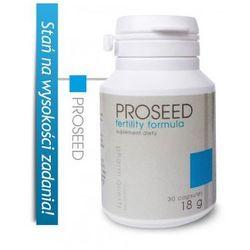 Proseed - potencja i większy wytrysk - 30 tabletek