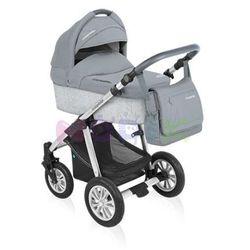 Wózek wielofunkcyjny Lupo Dotty Baby Design (Eco szary)