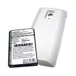Bateria Sony Ericsson Xperia X10 2600mAh 9.6Wh Li-Ion 3.7V pow. biały