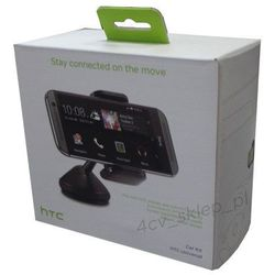 Uchwyt samochodowy HTC U300 uniwersalny + ładowarka