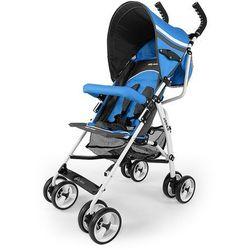 Milly Mally, Joker Blue, wózek spacerowy Darmowa dostawa do sklepów SMYK