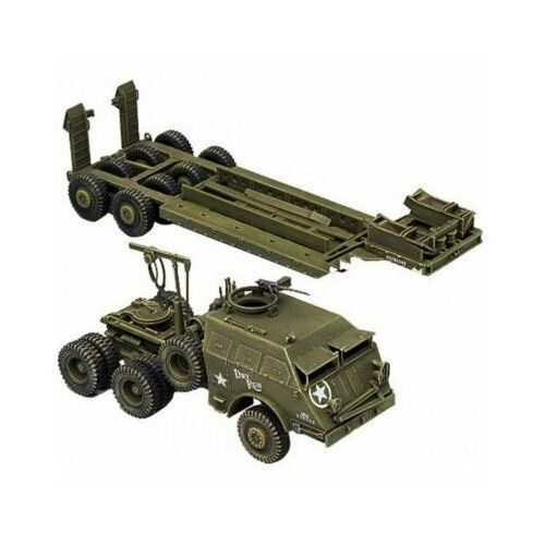 Model plastikowy US Tank Transporter Dragon Wagon