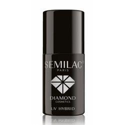 Semilac Semi Hardi White (HARD) - budujący 7ml