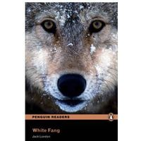 Penguin Readers, Poziom 2: White Fang Book with MP3 Audio CD (opr. miękka)