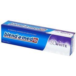 BLEND-A-MED 100ml 3D White Wybielająca pasta do zębów