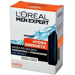 LOREAL Men Expert 100ml Hydra Energetic Woda po goleniu Ice Impact