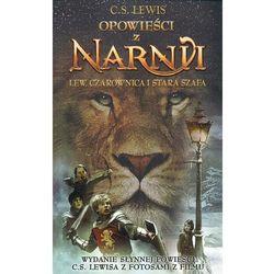 Opowieści z Narnii. Lew, Czarownica i stara szafa (opr. miękka)