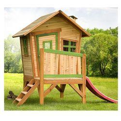 Domek dla dzieci Robin ze ślizgawką Zapisz się do naszego Newslettera i odbierz voucher 20 PLN na zakupy w VidaXL!