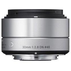 Obiektyw SIGMA Digital A 19/2.8 DN micro 4/3 (MFT) Srebrny + DARMOWY TRANSPORT!