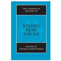 Cambridge History of Western Music Theory