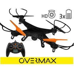 Dron latający OVERMAX X-BEE 3.2 czarny - BEEDRON3.2CZA