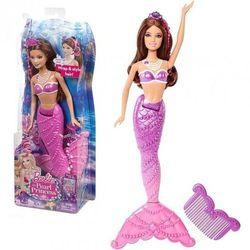 Barbie Perłowa Księżniczka Perłowe Syreny