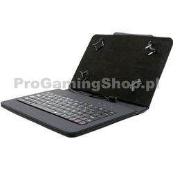 FlexGrip Sprawa z klawiaturą Lenovo IdeaTab A10-70 dla, Black